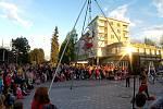 Živá Hlavní v centru Havířova.