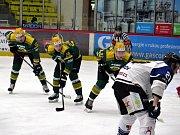 Havířov (v bílém) sehrál proti Vsetínu kvalitní zápas.