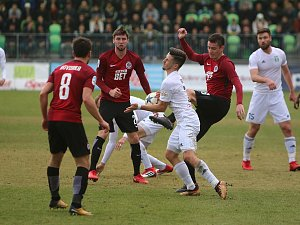 Fotbal: Karviná - Sparta