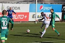 Mladá Boleslav - Karviná 2:0, 21. kolo FORTUNA:LIGY (28. 2. 2021). Foto: Antonín Vydra