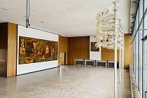 Z obřadní síně Městského úřadu v Orlové bude moderní zasedací místnost.