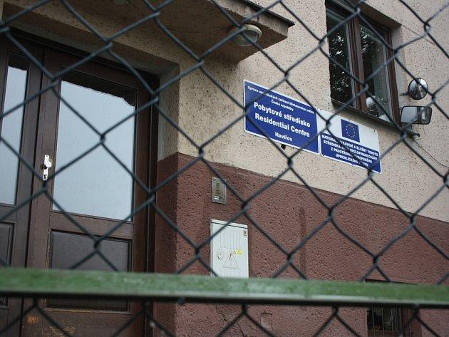 Cizinci nacházejí dočasný azyl ve středisku vHavířově-Dolní Suché.