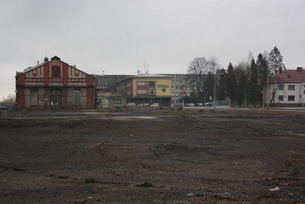 Průmyslová zóna Dukla vHavířově-Dolní Suché.