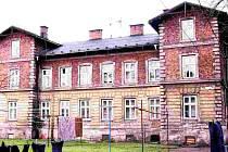 Takto vypadá objekt na Jeremenkově ulici v Bohumíně, kde by v budoucnu mohla vyrůst ubytovna pro bezdomovce.