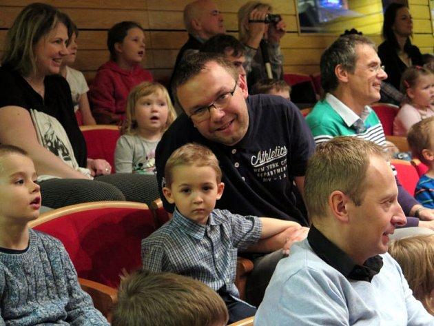 Šestadvacátý ročník festivalu malých profesionálních divadel pro děti, Miniteatro Jiřího Tibitanzla.