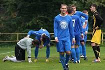 Bohumínští fotbalisté mají v závěru soutěže solidní formu.