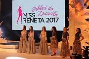 Miss Reneta 2017 v Havířově.