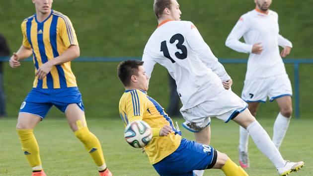 Bohumínští fotbalisté mají první jarní bod.