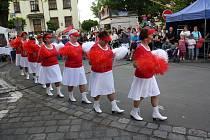 Sobotní odpoledne patřilo v Doubravě obecním slavnostem. Na lidi z Doubravy i okolí čekal bohatý kulturní program.