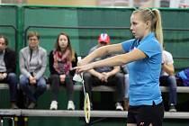 Badmintonové naděje startují v Orlové.