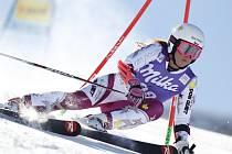 Kateřina Pauláthová se jako ryzí slalomářka poprvé v kariéře postaví na start světového poháru ve sjezdu.