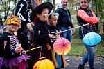 Halloweenský průvod, 26. října 2019 v Bohumíně.