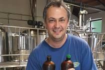 Łukasz Niemiec, spolumajitel Albrechtického pivovaru: Začínali jsme s velkým hrncem na  polívku!