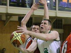 Basketbalisty Sokola čekalo jen jedno utkání.