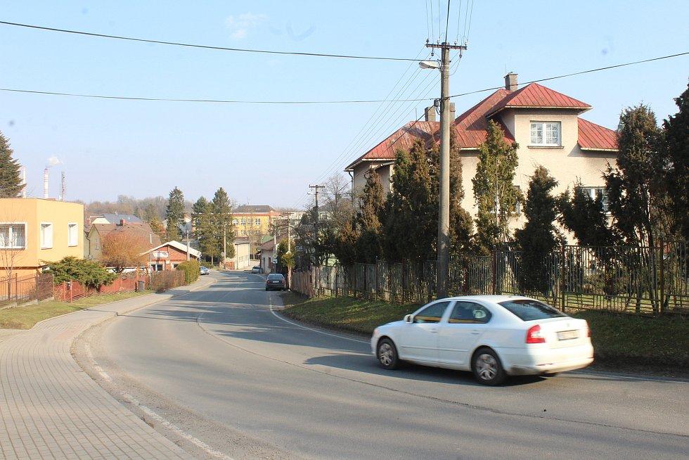 Dolní Lutyně. Centrum.