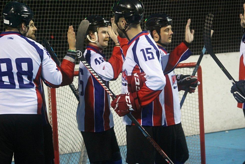 Hokejbal je v Karviné populární, diváci si teď možná najdou cestu na domácí zápasy HbK ve větším počtu, když tým povede Aleš Flašar.
