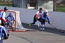 Hokejbalisté Karviné jdou do play-off ze druhého místa.