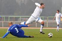 Petrovičtí fotbalisté opět ztratili body.