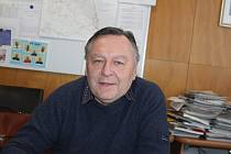 Jindřich Feber, starosta Albrechtic.
