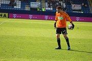 Nejlepším hráčem mužstva byl brankář Martin Berkovec.