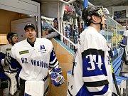 Havířov (v bílém) nestačil doma na Litoměřice.