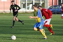Fotbalisté Stonavy přestříleli soupeře.