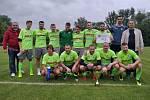 Fotbalisté Lokomotivy neoficiálně vyhráli okresní pohár.