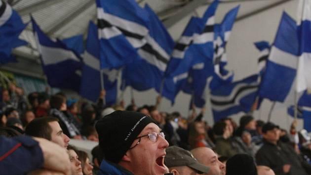 Jen samou radost dělají svým fanouškům hokejisté Havířova.