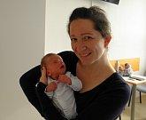 Adámek se narodil 21. září mamince Kataríně Podhorské z Karviné. Porodní váha miminka byla 2720 g a míra 47 cm.