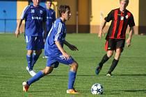 Petrovičtí fotbalisté dostali dva góly během prvních čtyř minut.