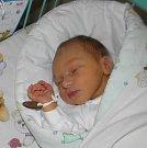 Tadeášek Pikeš se narodil 16. prosince paní Martině Lyčkové z Horní Suché. Po narození miminko vážilo 3300 g a měřilo 50 cm.