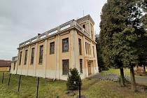 Doubrava. Kostel Husova sboru církve československé husitské