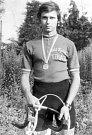 Rok 1975 a úspěšný Rostislav Veteška, mistr ČSSR v kategorii mladších dorostenců.