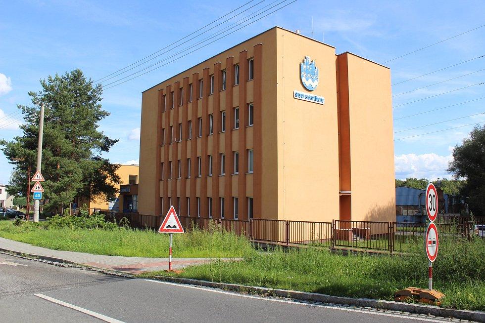 Stavební bytové družstvo Havířov.