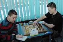 Luboš Roško (vpravo) v utkání s Litovlí remizoval s Kamilem Stachowiakem a s Frýdkem-Místkem remizoval s Igorsem Rausisem.