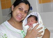 Lukášek Hošek se narodil 4. října paní Žanetě Suché z Orlové. Po porodu chlapeček vážil 2940 g a měřil 49 cm.