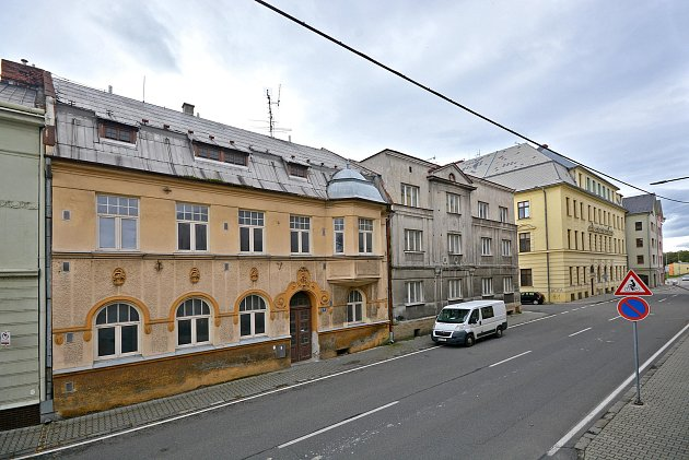 Ve dvou starých domech ve Starém Bohumíně má vzniknout 11nových moderních bytů.