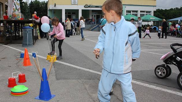 1. ročník tzv. Bramborfestu v Orlové