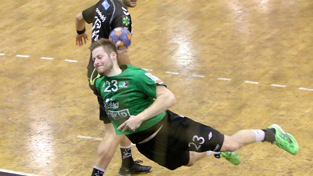 Házenkáři Baníku nestačili na Brno.
