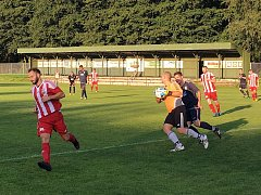 Derby v Orlové vyhrály Dětmarovice, ačkoliv v poločase prohrávaly o dva góly.
