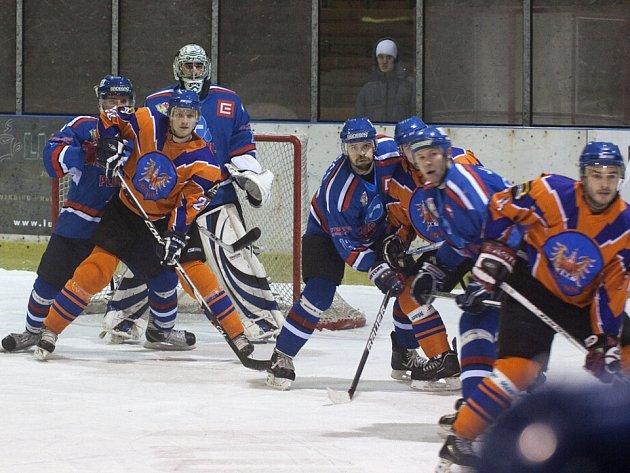 Orlovští hokejisté prohráli v Hodoníně.