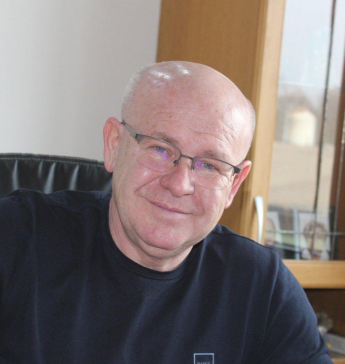 Tadeáš Koch, majitel Farmy Stonava.