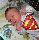 Lukášek Mikuláš Jarabica se narodil 21. května mamince Tereze Dostálové z Karviné. Po narození chlapeček vážil 3530 g a měřil 48 cm.