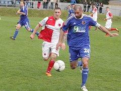 Orlovští fotbalisté jsou momentálně rádi za každý získaný bod.