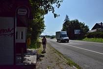 Na výpadovce z Bohumína na Karvinou vyroste zpomalovací přechod se semaforem. Měl by zklidnit dopravu v městské části Skřečoň, u křižovatky s ulicí Polní.