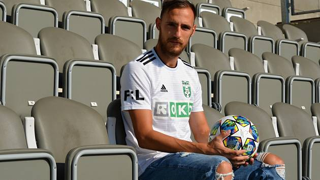 Rajmund Mikuš je další posilou fotbalové Karviné.