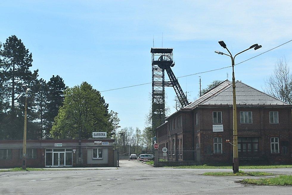 Důl Barbora.