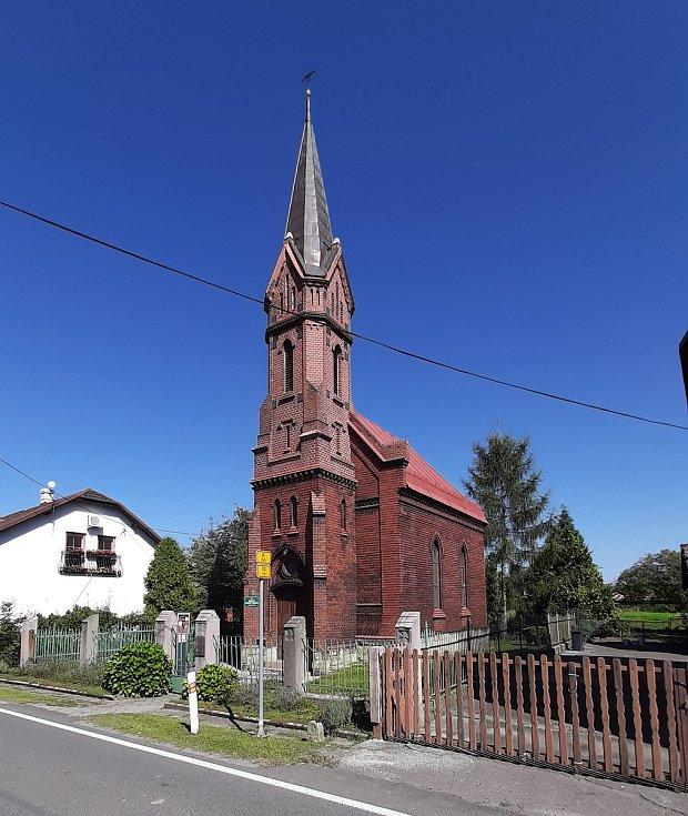 Bohumín-Šunychl. Klidná městská část, kde se rozkládá i Kališovo jezero, centrum letní příměstské rekreace. Kaple Jména Panny Marie.