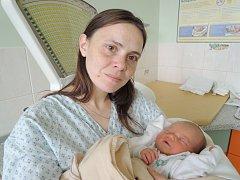 Denisa Volková, 16. prosince 2014, Havířov, váha: 3,20 kg, míra: 49 cm