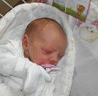 Terezka Chudobová se narodila 24. března paní Kristýně Novákové z Karviné. Po narození miminko vážilo 2750 g a měřilo 49 cm.
